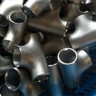 ASME B16.9 ASTM B366 UNS N10276 Hastelloy C276 Equal Tee 1-1/4 Inch SCH10S