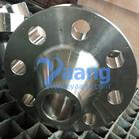 ASME B16.5 ASTM A182 UNS S31254 WNRF Flange 4 Inch SCH40 CL1500