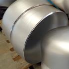 ASME B16.9 ASTM A403 WP304 Pipe Cap 10 Inch Sch40S