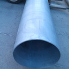 ASTM A790 UNS31803 GR2205 Welded Duplex Steel Pipe SCH40S DN600