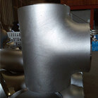 ASTM A182 UNS32750 GR2507 SMLS Tee 150NB SCH80S