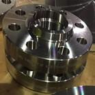 ASTM B16.5 A182 F53 GR2507 LAPJOINT Flange 80NB CL600