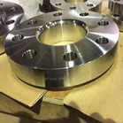 ASTM B16.5 A182 F53 GR.2507 Threaded Flange RF 100NB CL600