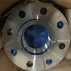 ASTM B16.5 A182 SDUP F53 Threaded Flange RF 4 Inch CL600