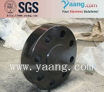 Carbon steel A105 B16.5 Blind Flange Black painting