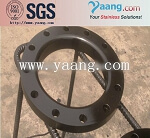 carbon steel A105 B16.5 Lap Joint Flange Black painting