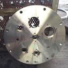 Custom Flange: ANSI 316L Non-standard Flange
