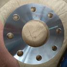 EN1092-1/01/B1 304L Plate Flange RF DN100 PN16