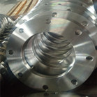 EN1092-1 Type 01 304L Plate Flange RF DN200 PN10