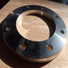 EN1092-1 Type 01 316L Plate Flange DN125 PN16