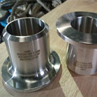 MSS-SP43 (A) ASTM A815 UNS32750 GR2507 STUB END 50NB SCH80S