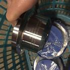 MSS SP-43 ASTM A815 UNS32750 GR2507 SMLS Stub End SCH160S DN100