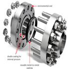 NORSOK L005 ASTM B564 UNS N06625 Compact Flange