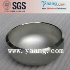 SS316 seamless pipe cap