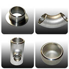 seamless stainless steel butt Welding pipe fittings