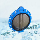 Single Flange Butterfly Valve