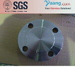 stainless steel 321 blind flange