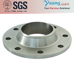 stainless steel A182 F316Ti flanges