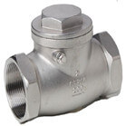 Stainless Steel Swing Check Valve 200PSI