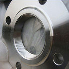 stainless steel threaded flange with FF