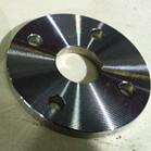 UNI2278-67 ASTM A182 F304L Plate Flange FF DN15 PN16