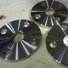 UNI2278-67 ASTM A182 F304L Plate Flange FF DN20 PN16