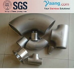 uns s31254 stainless pipe fitting