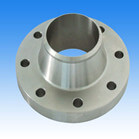 Weld neck flanges (WN flanges)